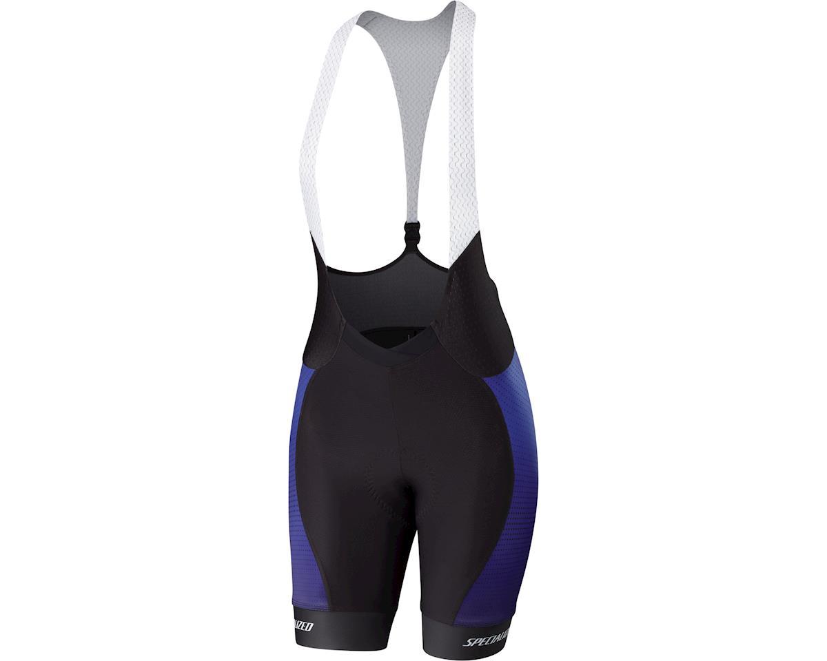 Specialized Women's SL Pro Bib Shorts (Team Indigo Fade)