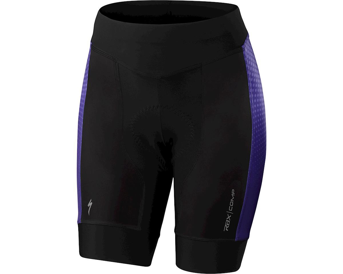 Specialized Women's RBX Comp Shorts (Geo Crest/Indigo)