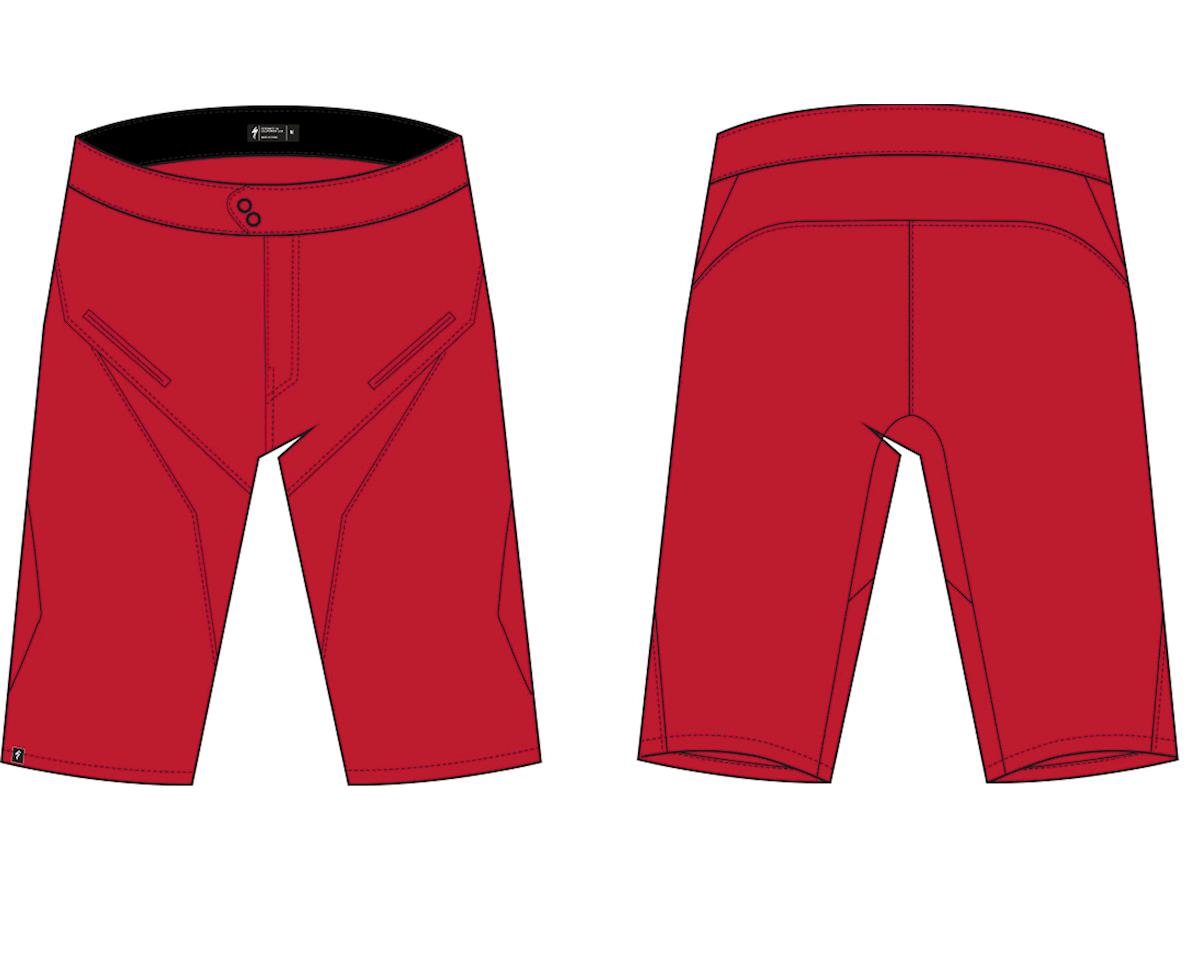 Specialized Atlas XC Comp Shorts (Candy Red)