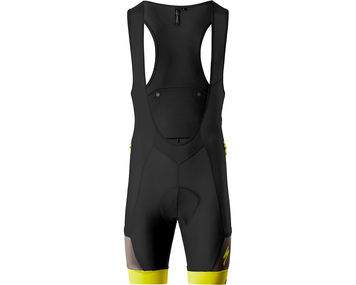 Specialized Men's Mountain Liner Bib Shorts with SWAT (Black/Ion)