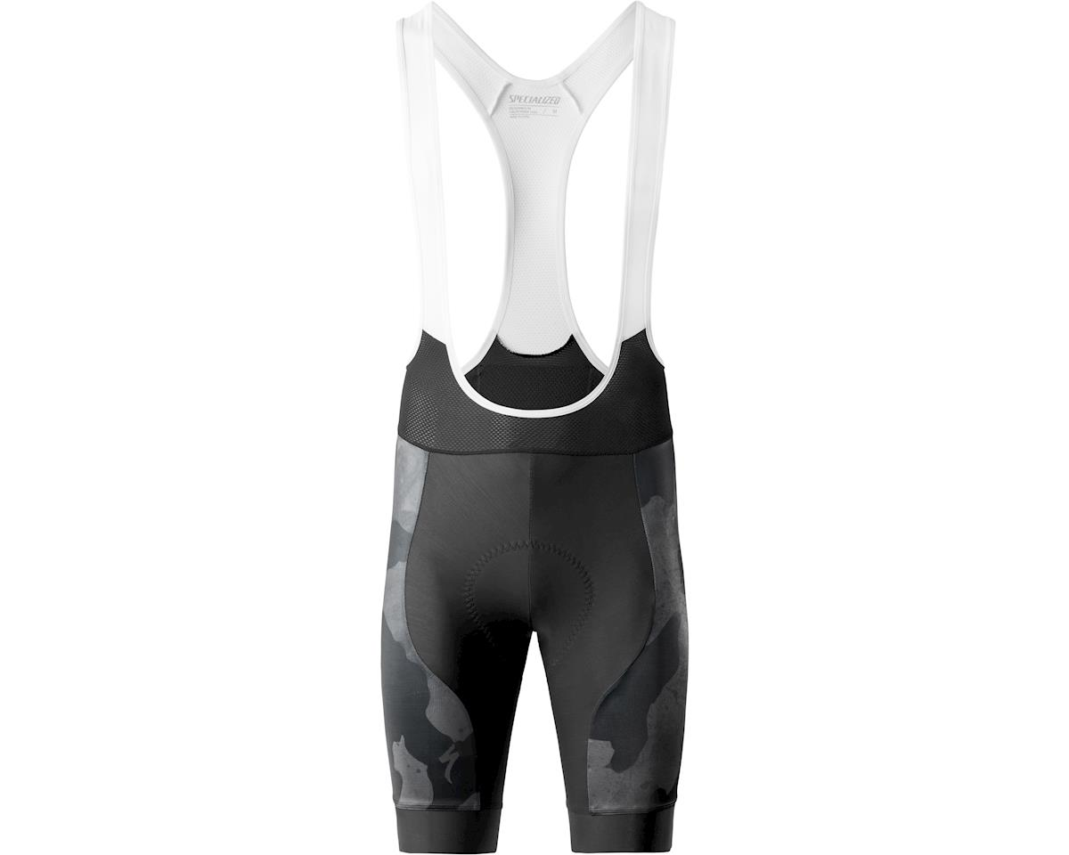 Specialized Men's RBX Bib Shorts with SWAT (Black/Charcoal Camo)