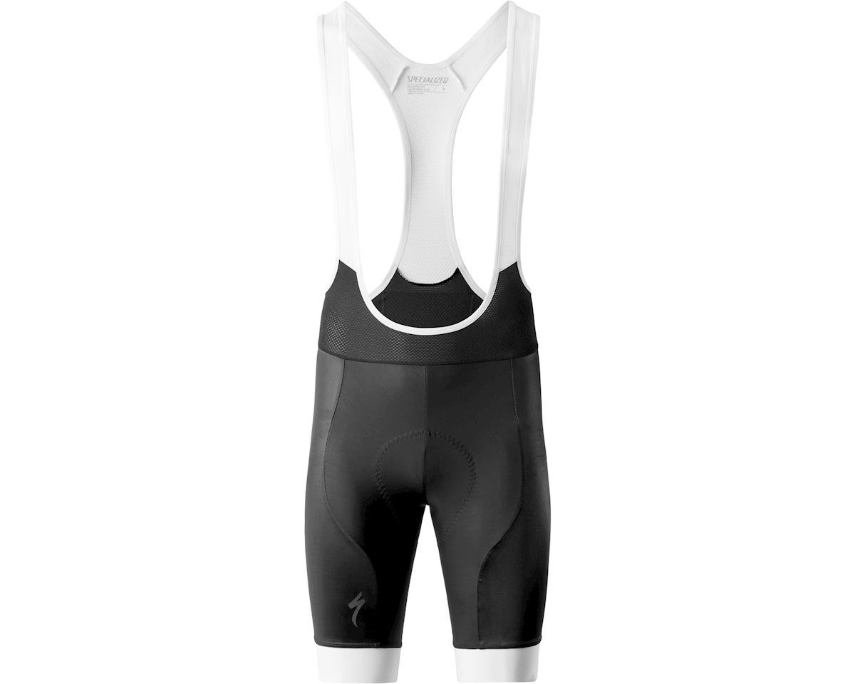 Specialized Men's RBX Bib Shorts with SWAT (Black/White Team)