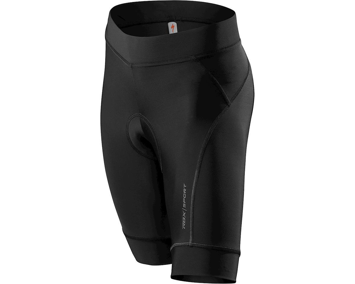 Specialized Women's RBX Sport Shorts (Black) (2XL)