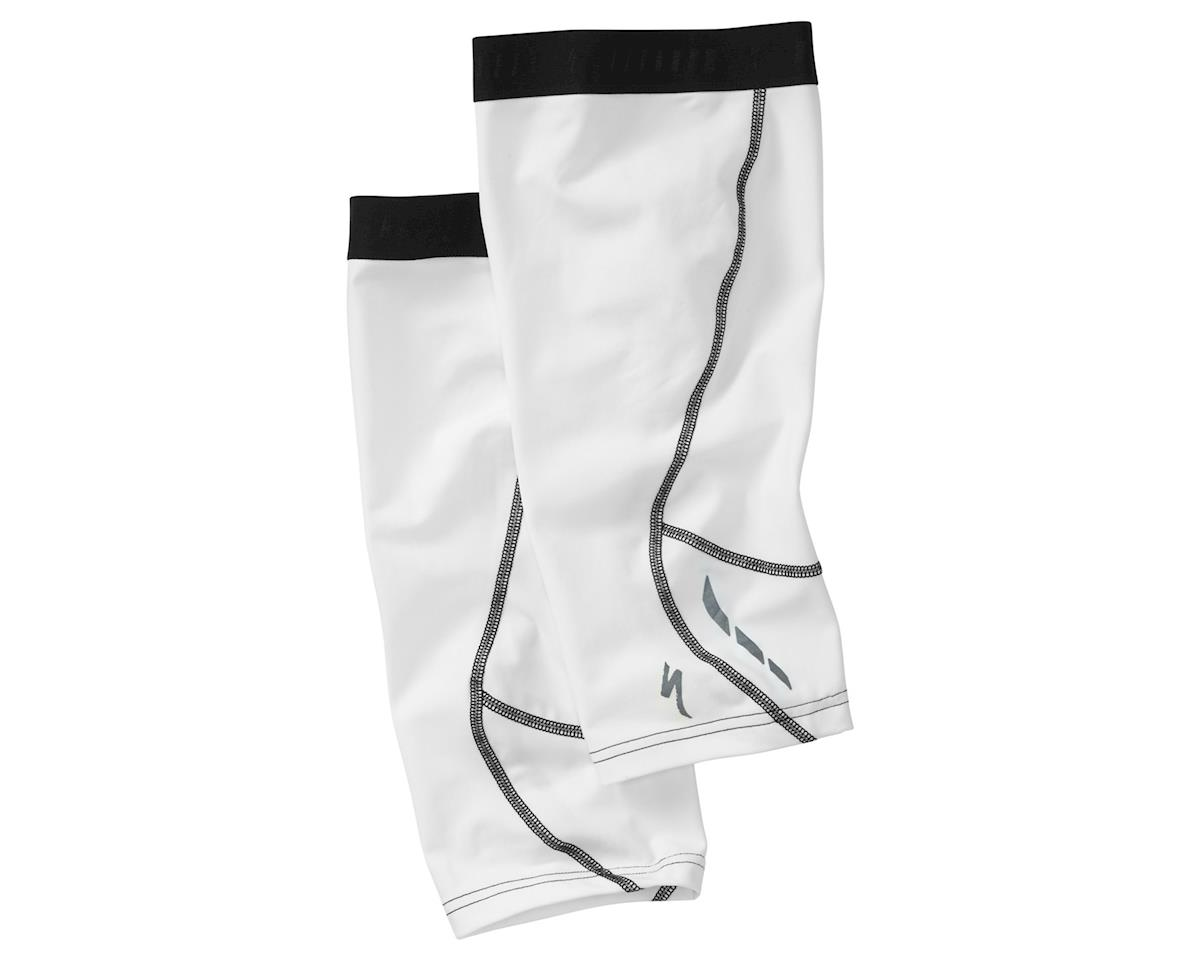 Specialized Therminal 1.5 Knee Warmers (White/Black) (S)