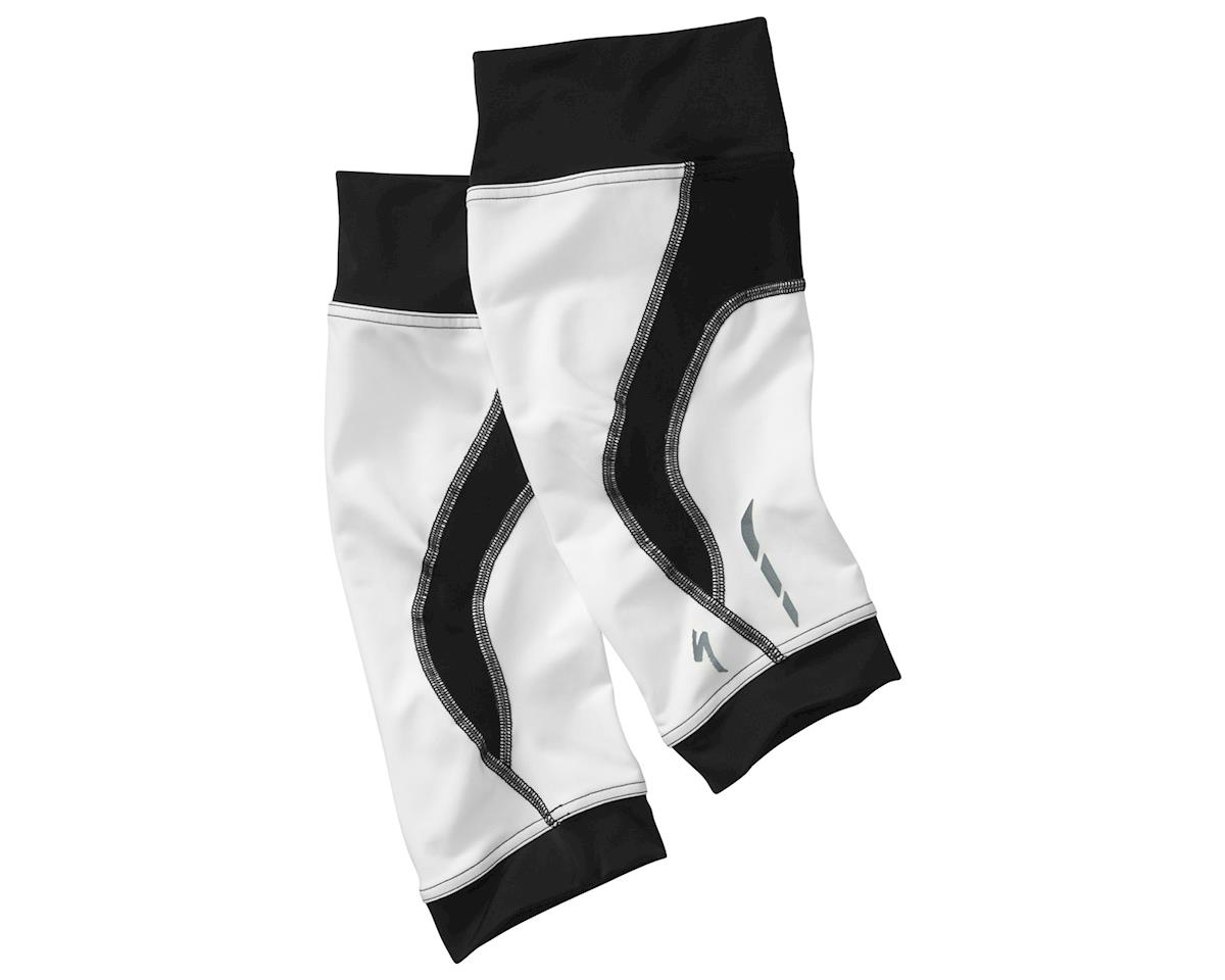 Specialized Therminal 2.0 Knee Warmers (White/Black) (L)