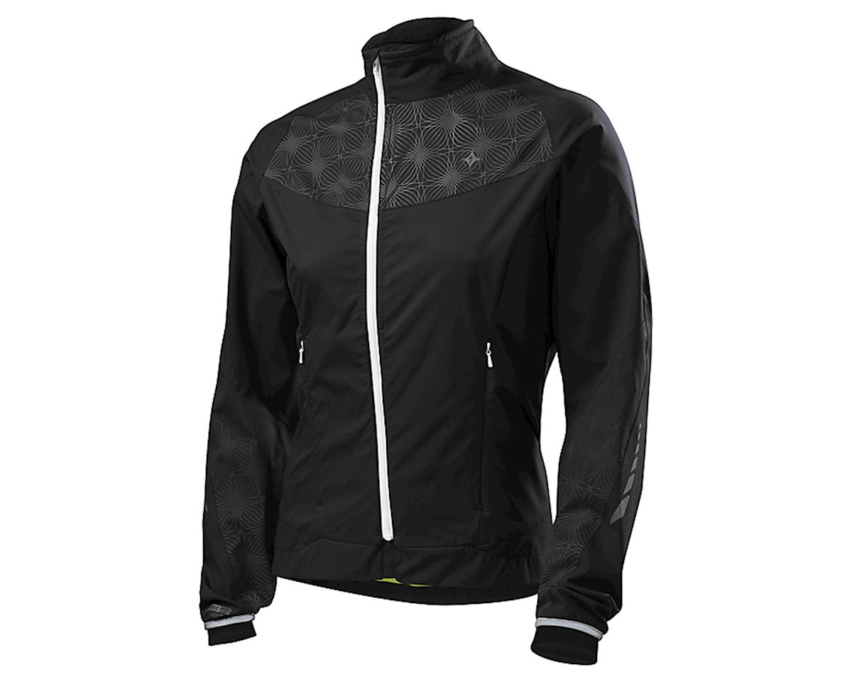 Specialized Women's Deflect™ H2O Comp Jacket (Black) (XL)