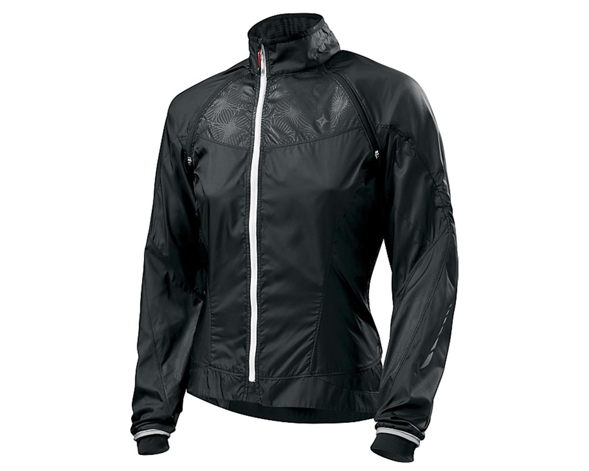 Specialized Women's Deflect Hybrid Jacket (Black)