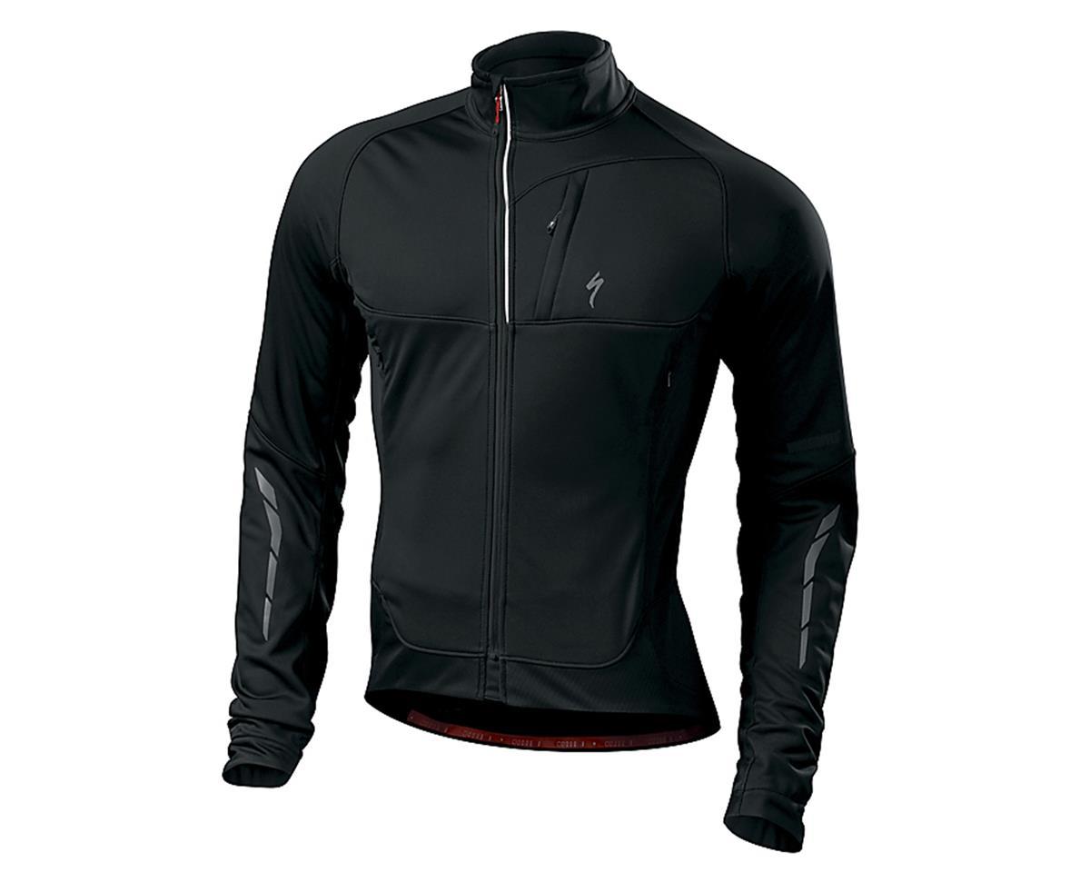 Specialized Element 1.5 Windstopper Semi-Form Fit Jacket (Black)