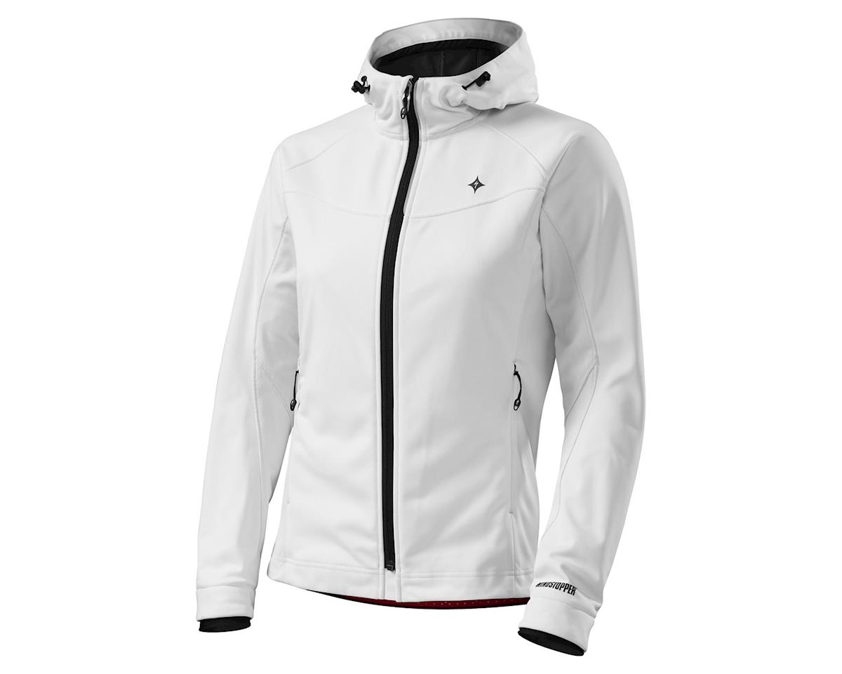 Specialized 2016 Element 1.5 Women's Windstopper Jacket (White)