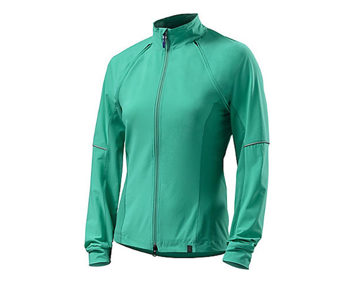 Specialized Deflect Women's Jacket (Emerald Green) (S)