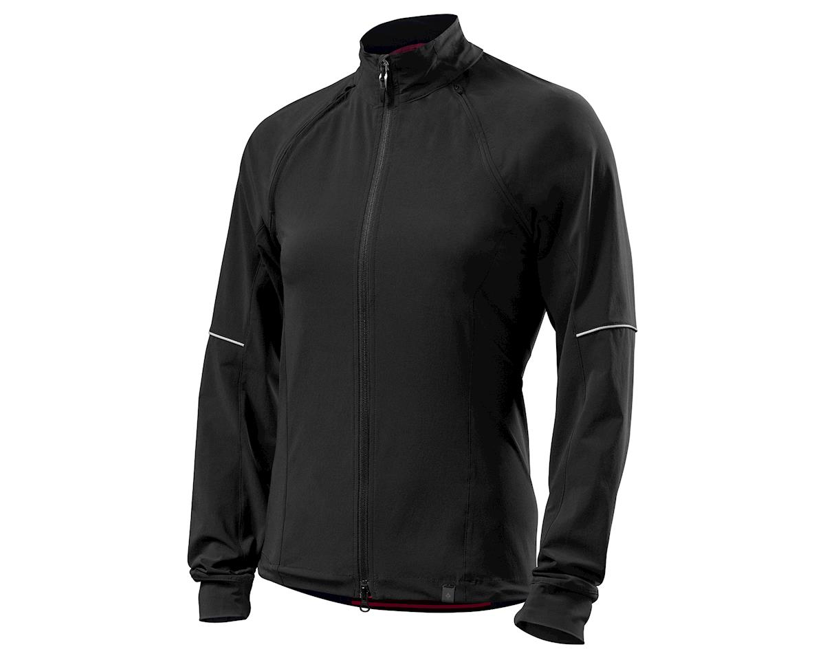 Specialized 2017 Deflect Hybrid Womens Jacket (Black) (L)