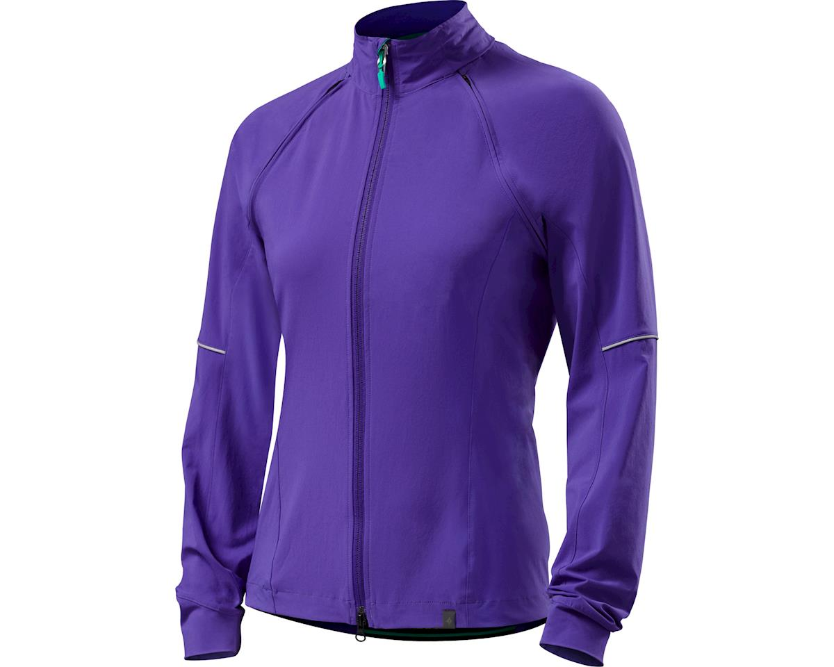 Specialized Women's Deflect Hybrid Jacket (Indigo) (XS)