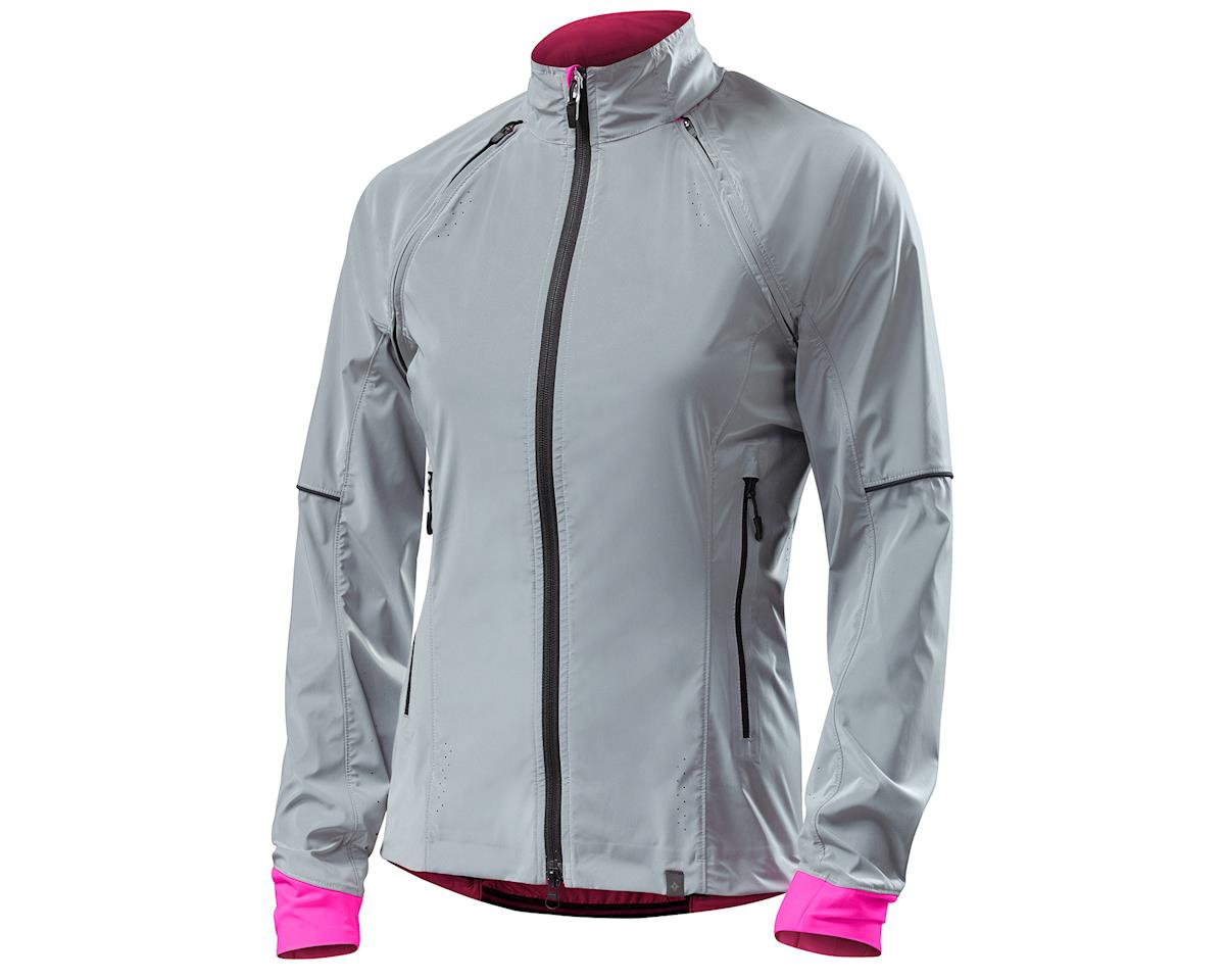 Specialized Women's Deflect Reflect Hybrid Jacket (Reflective)