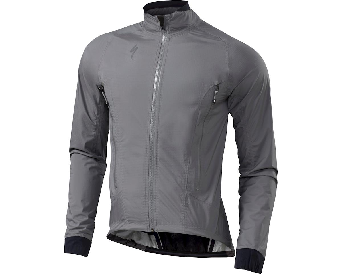 Specialized Deflect H2O Road Jacket (True Grey)