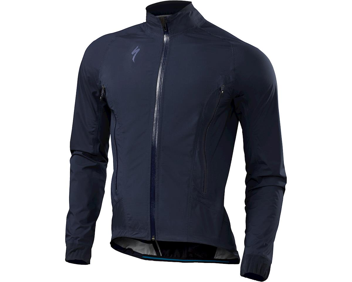 Specialized Deflect H2O Road Jacket (Deep Navy) (S)