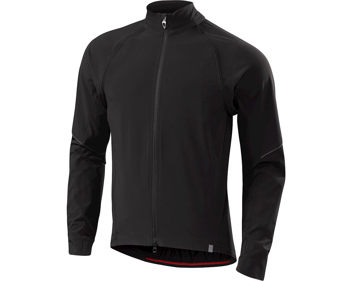 Specialized Men's Deflect Hybrid Jacket (Dark Carbon)