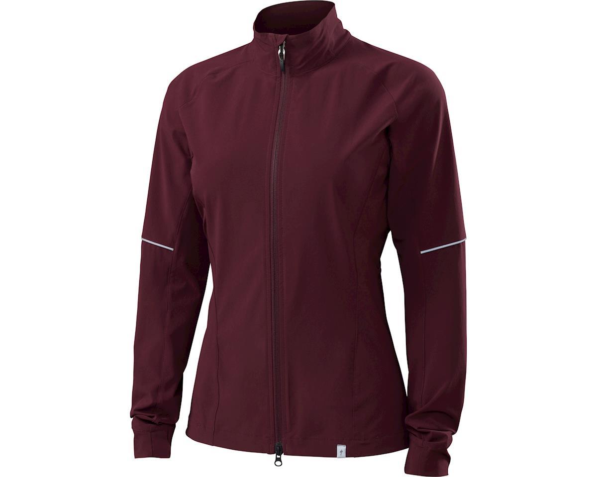 Specialized Women's Deflect Jacket (Black Ruby)
