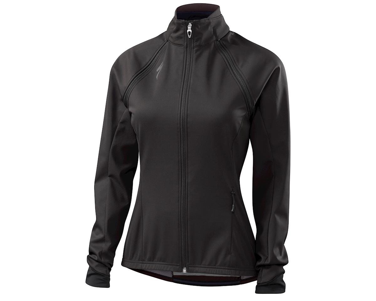 Specialized 2018 Element 2.0 Hybrid Womens Jacket (Dark Carbon)