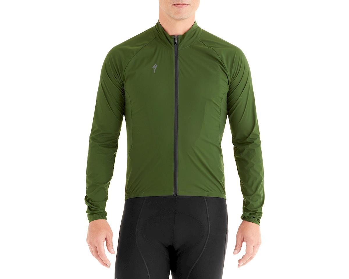 Specialized Deflect Wind Jacket (Kombu Green)
