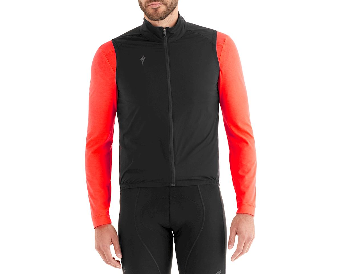 Specialized Men's Deflect Wind Vest (Black)