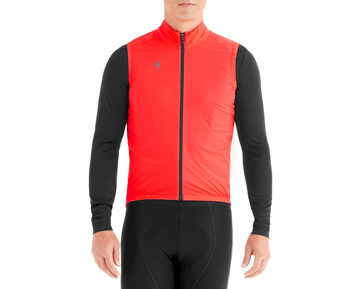 Specialized Men's Deflect Wind Vest (Rocket Red)