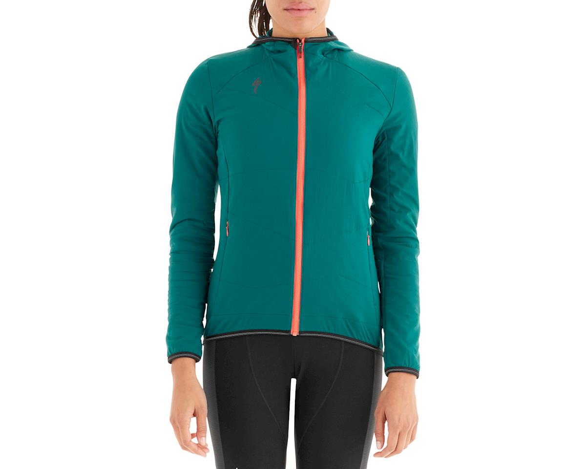 Specialized Women's Therminal Alpha Jacket (Black Teal)