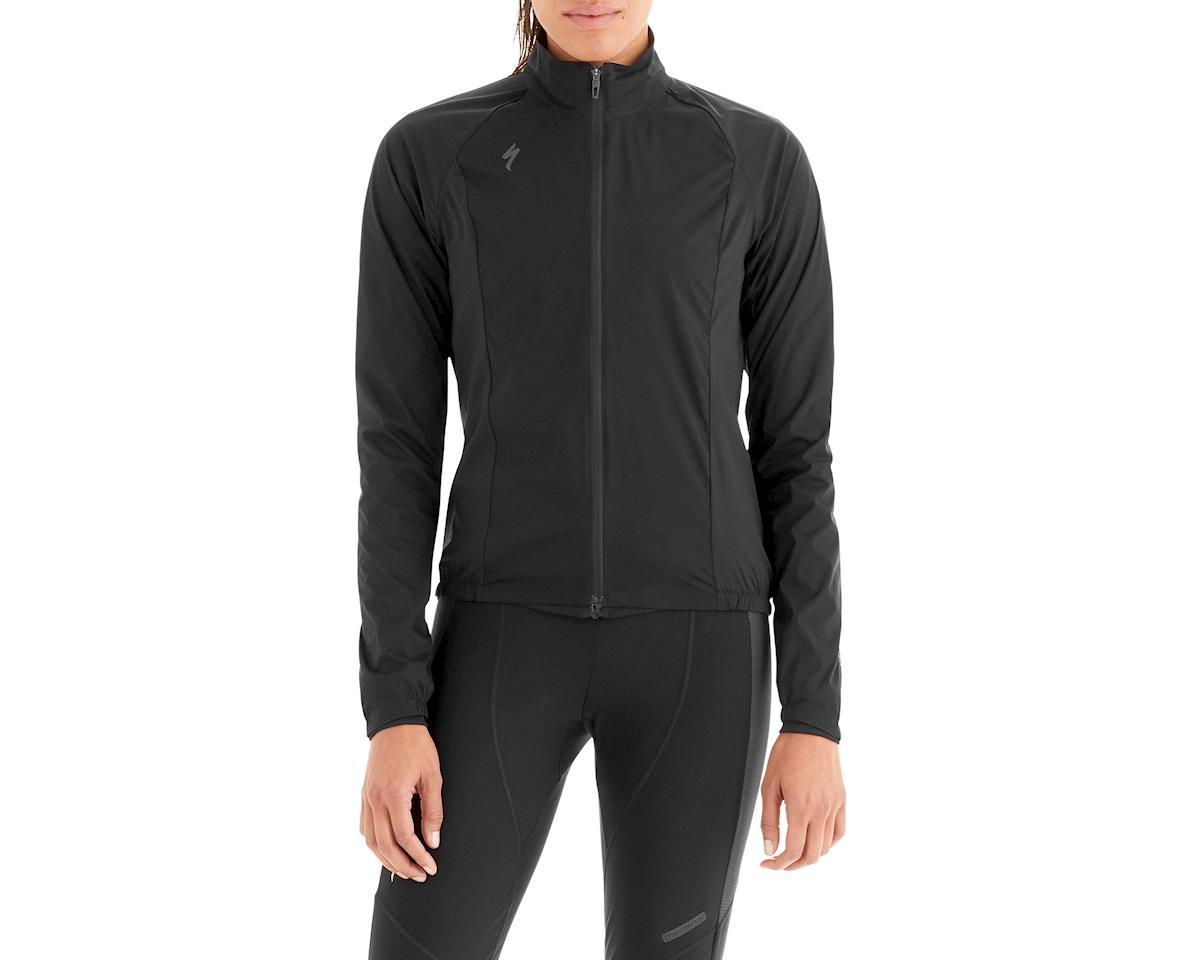 Specialized Women's Deflect Wind Jacket (Black)