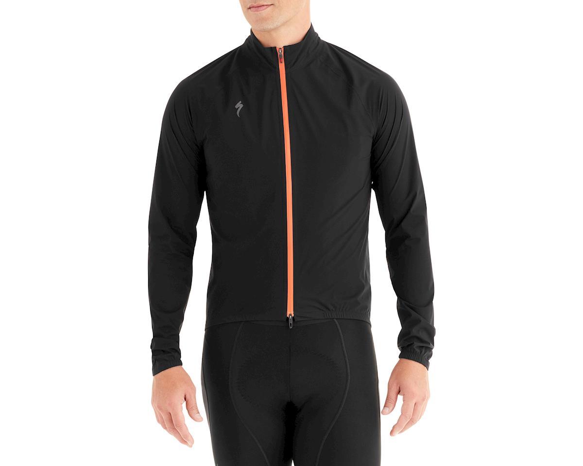 Specialized Men's Deflect H2O Pac Jacket (Black)