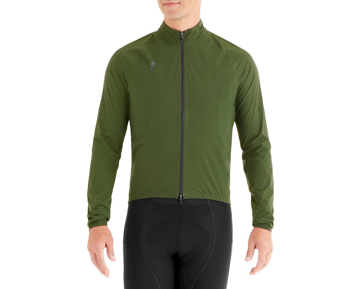 Specialized Deflect H2O Pac Jacket (Kombu Green)