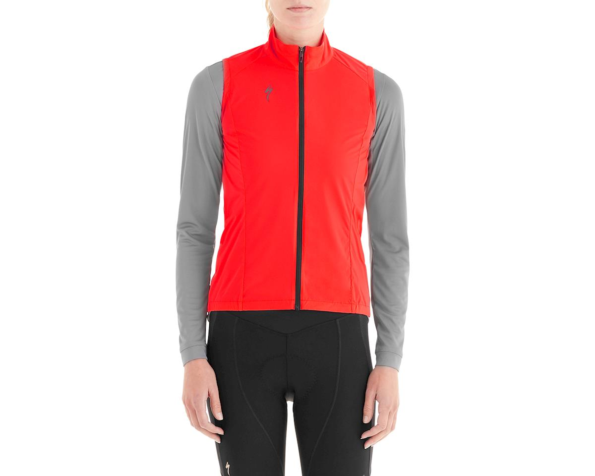 Specialized Women's Deflect Wind Vest (Rocket Red)