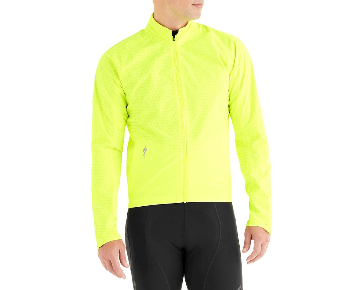 Specialized Deflect Reflect H2O Jacket (Neon Yellow Reflective)