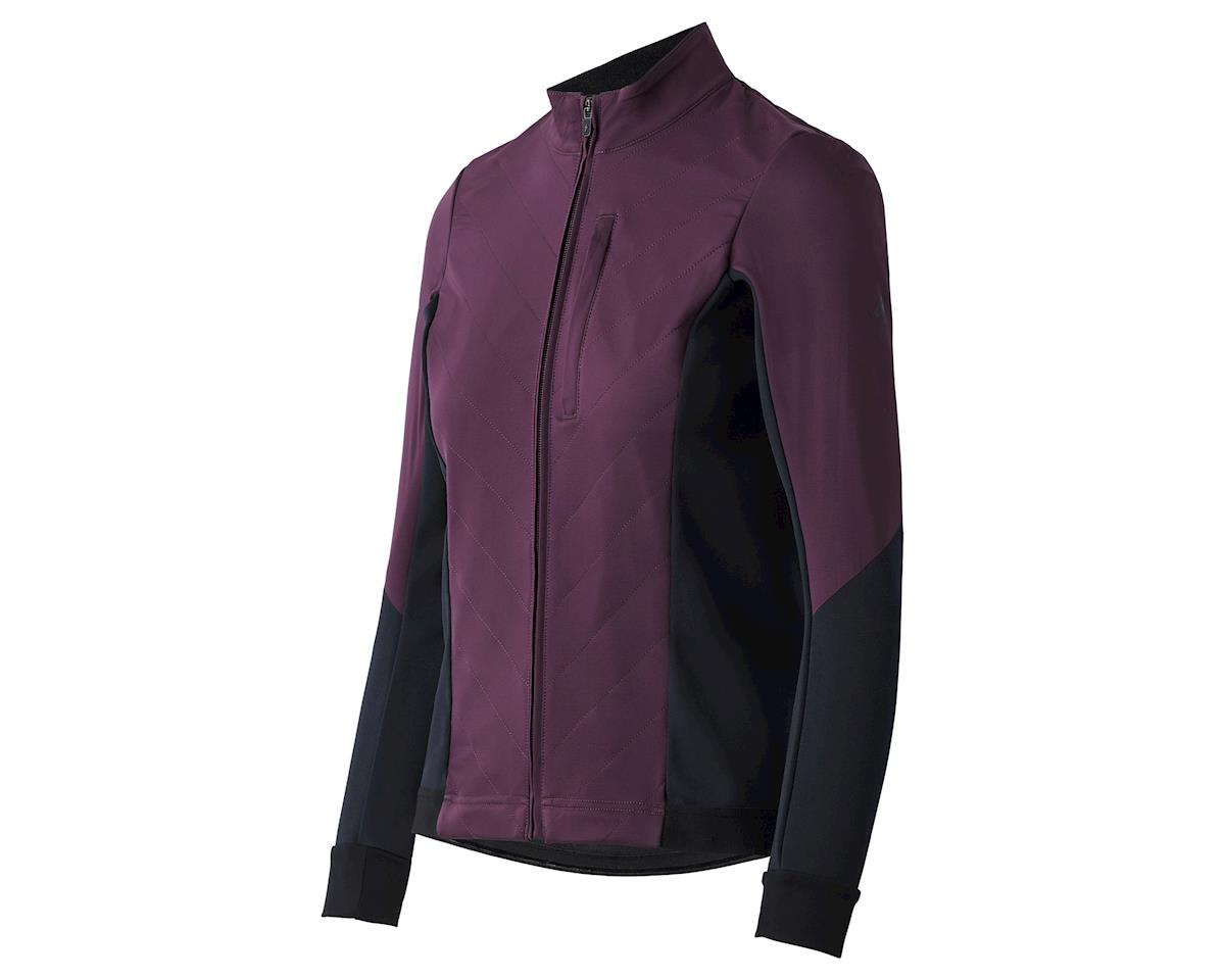 Specialized Women's Therminal Deflect Jacket (Cast Berry)
