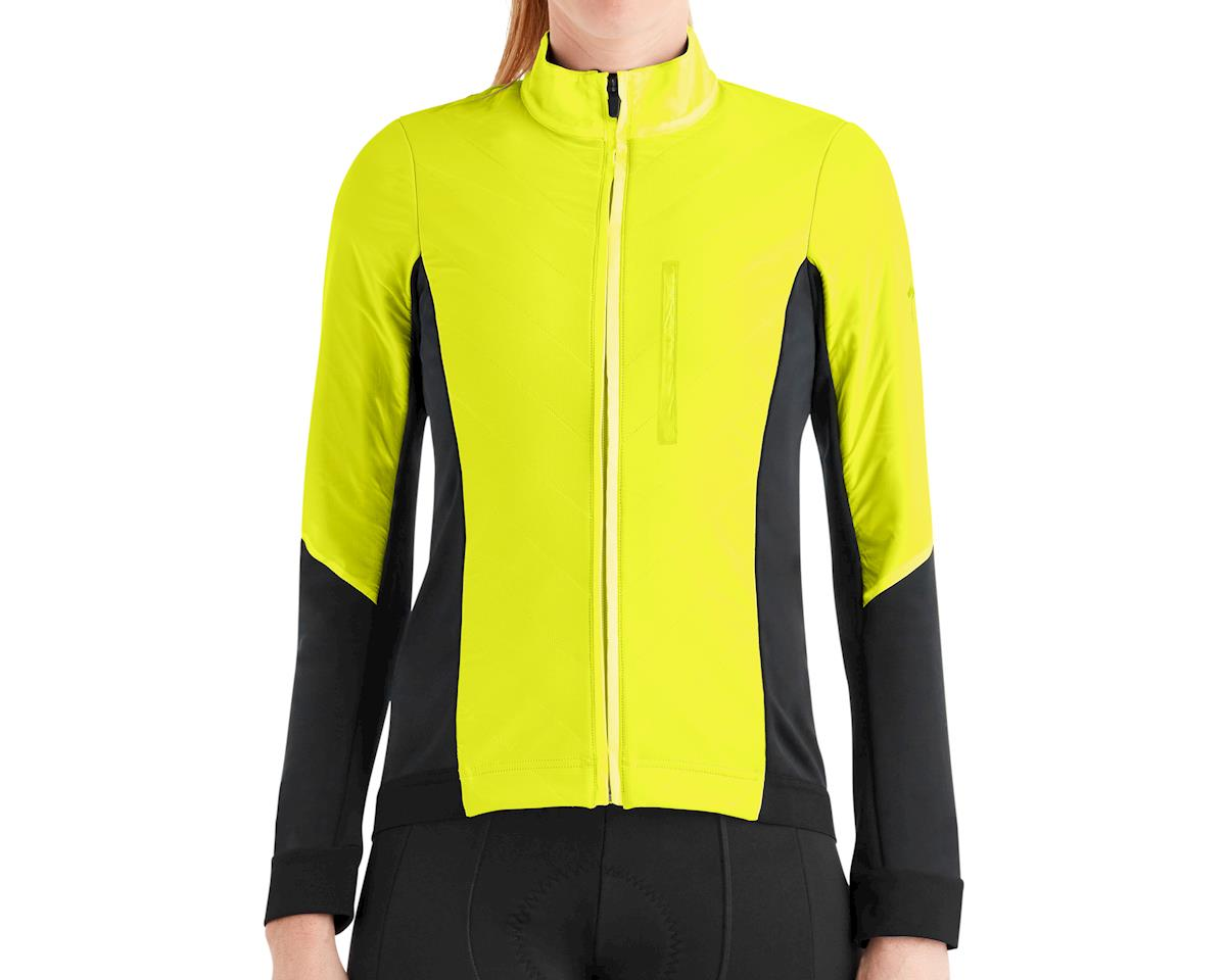 Specialized Women's Therminal Deflect Jacket (Hyper)