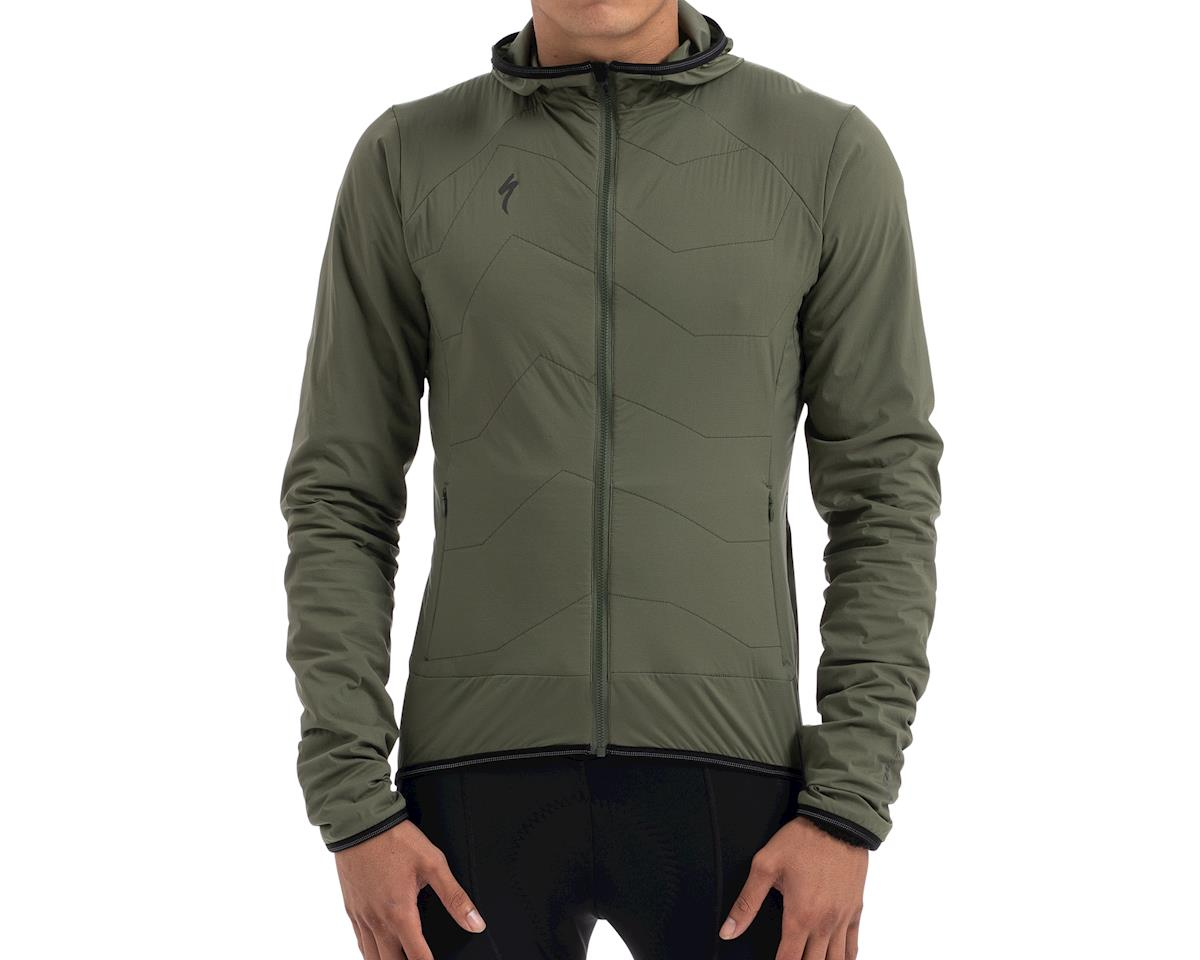 Specialized Therminal Alpha Jacket (Oak Green)
