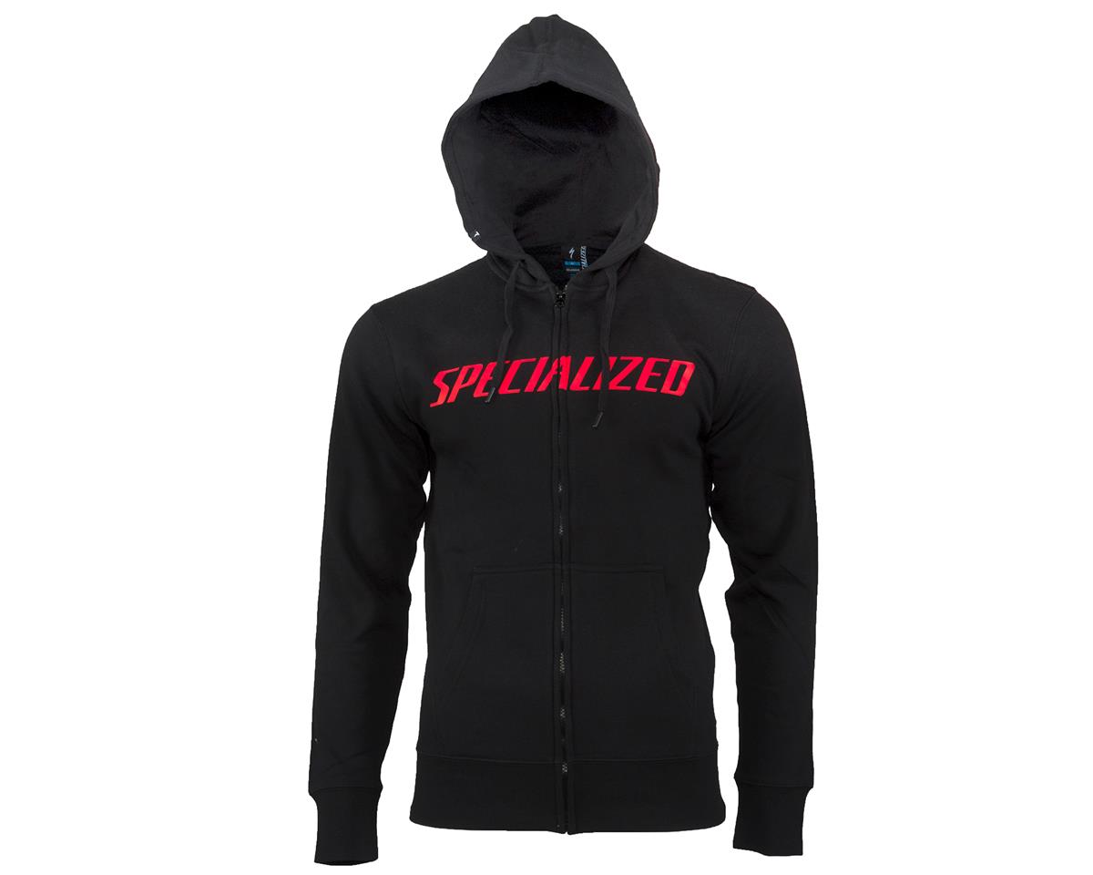 Specialized Podium Hoodie (Black/Red)