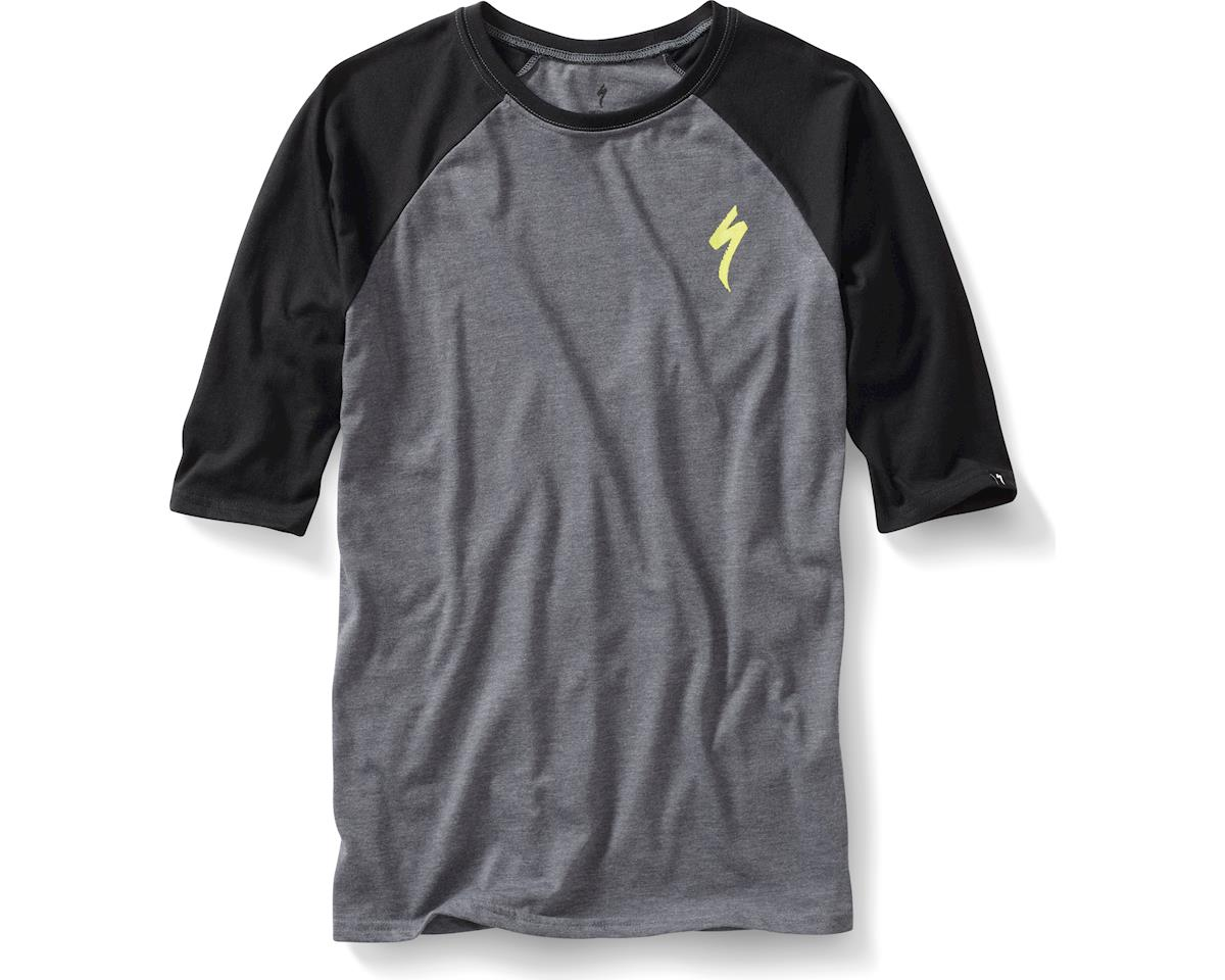 Specialized S 3/4 Tee (Carbon)
