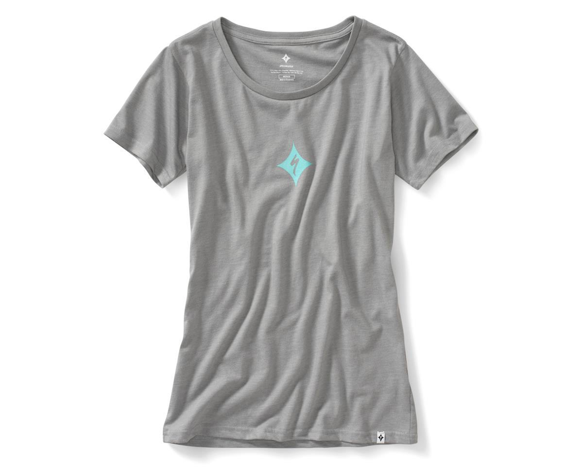 Specialized Women's Brand T-Shirt (Light Grey)