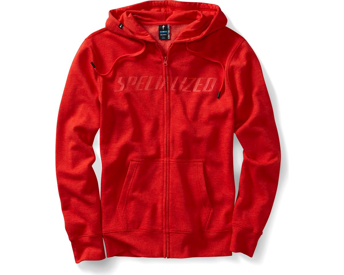 Specialized Podium Hoodie (Red) (XL)
