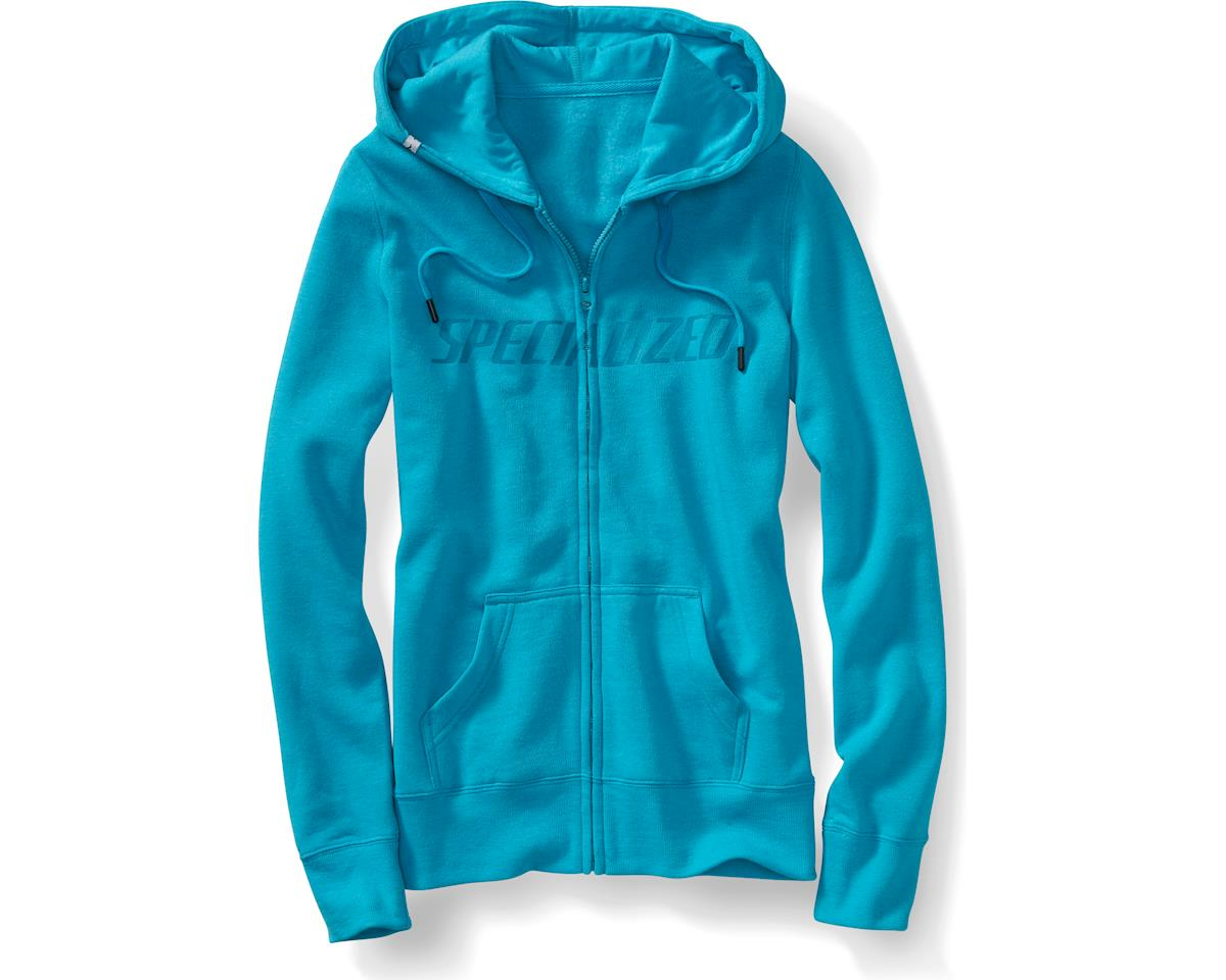 Specialized Women's Podium Hoodie (Turquoise)