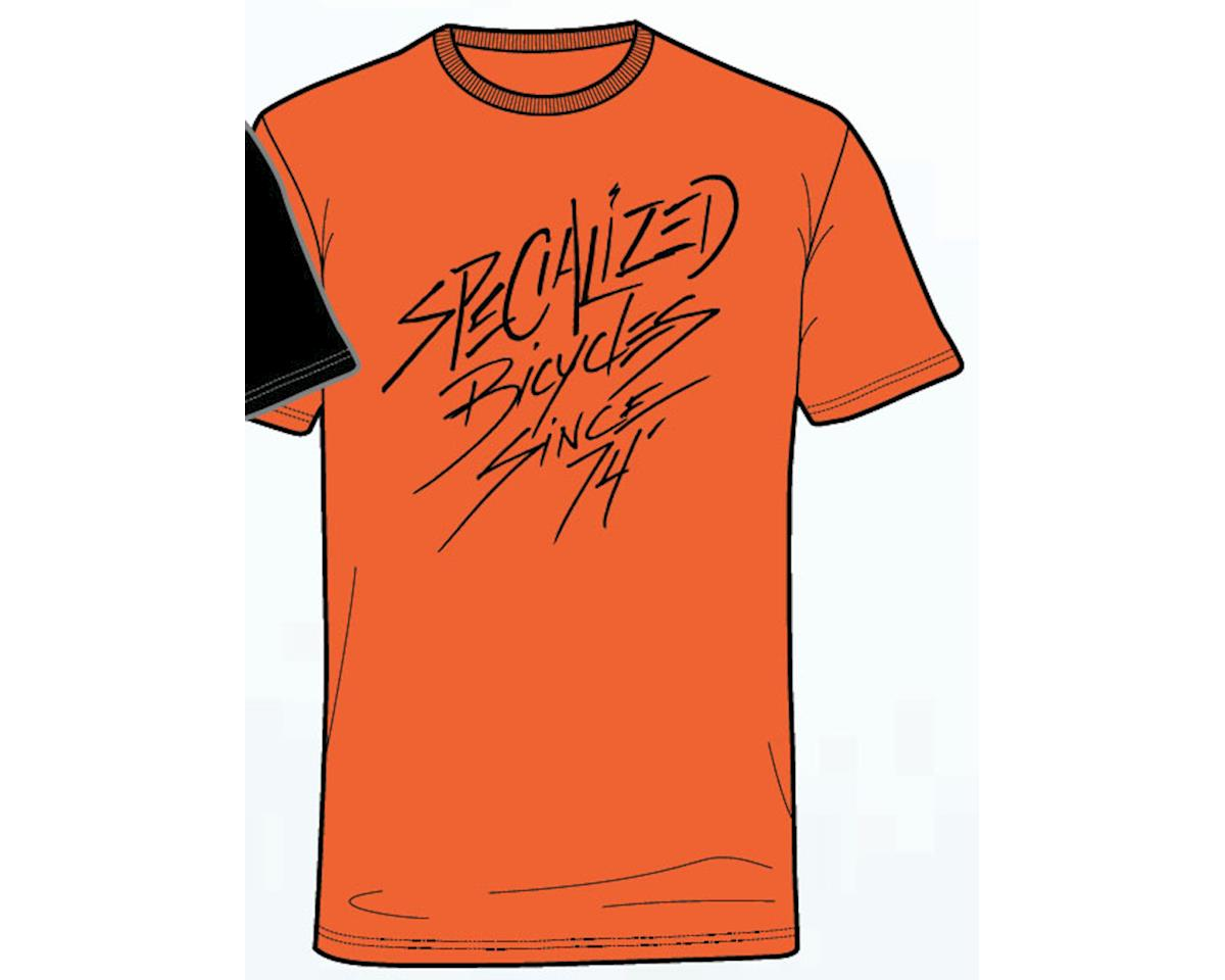 Specialized Drirelease Scripty T-Shirt (Red Heather/Black) (2XL)