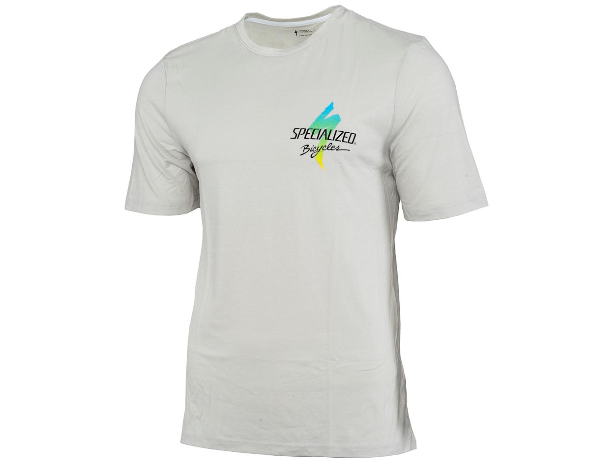 Specialized Boardwalk Standard T-Shirt (Stone Grey/Fade)