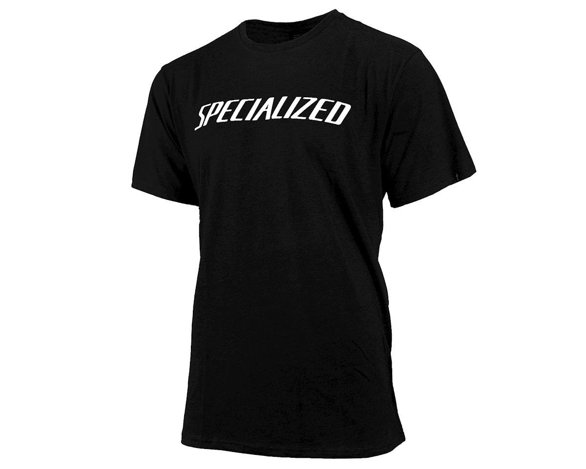 Specialized Wordmark T-Shirt (Black/White)