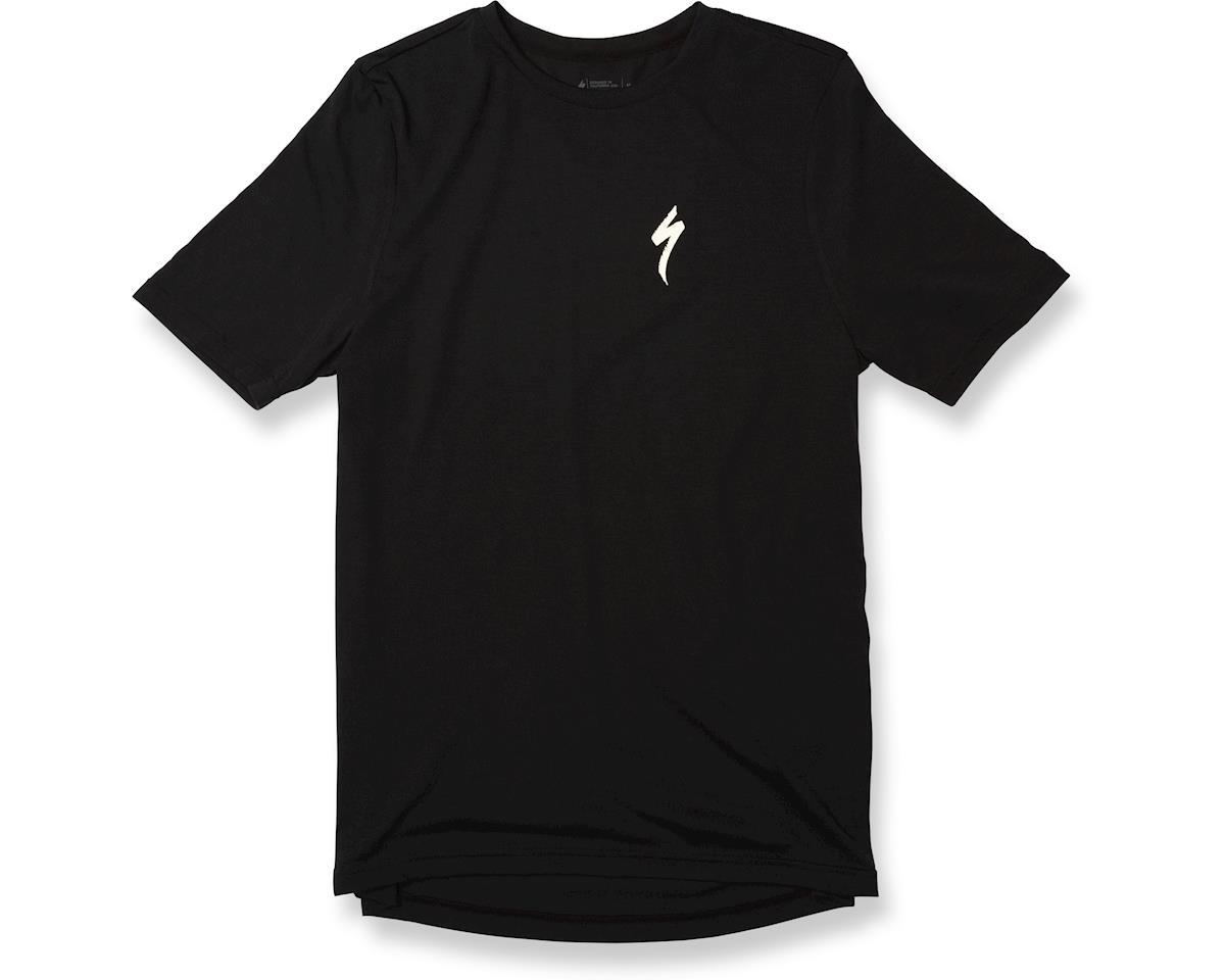 Specialized drirelease S Logo Tee (Black/White)