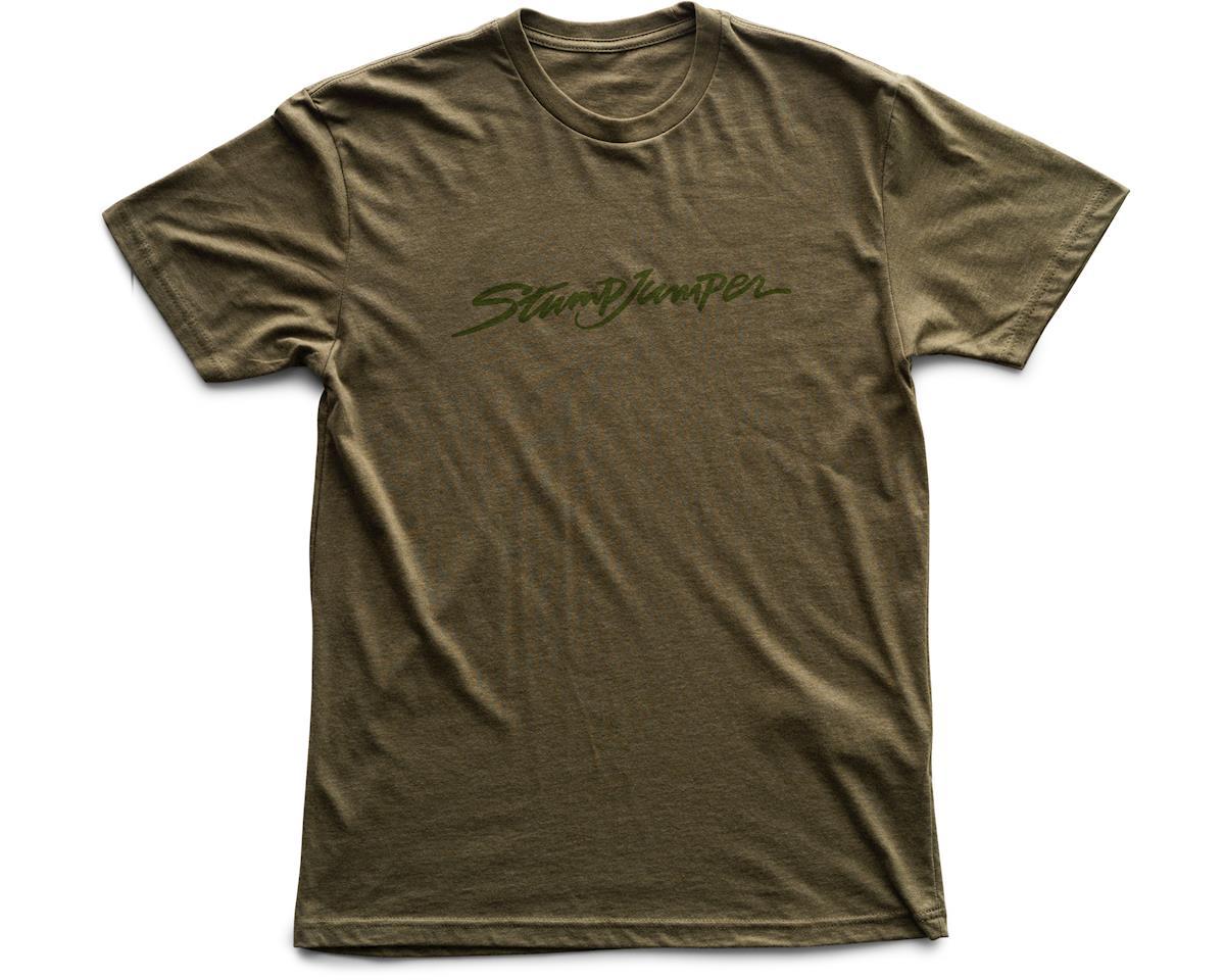 Specialized Men's Stumpjumper T-Shirt (Oak Green)