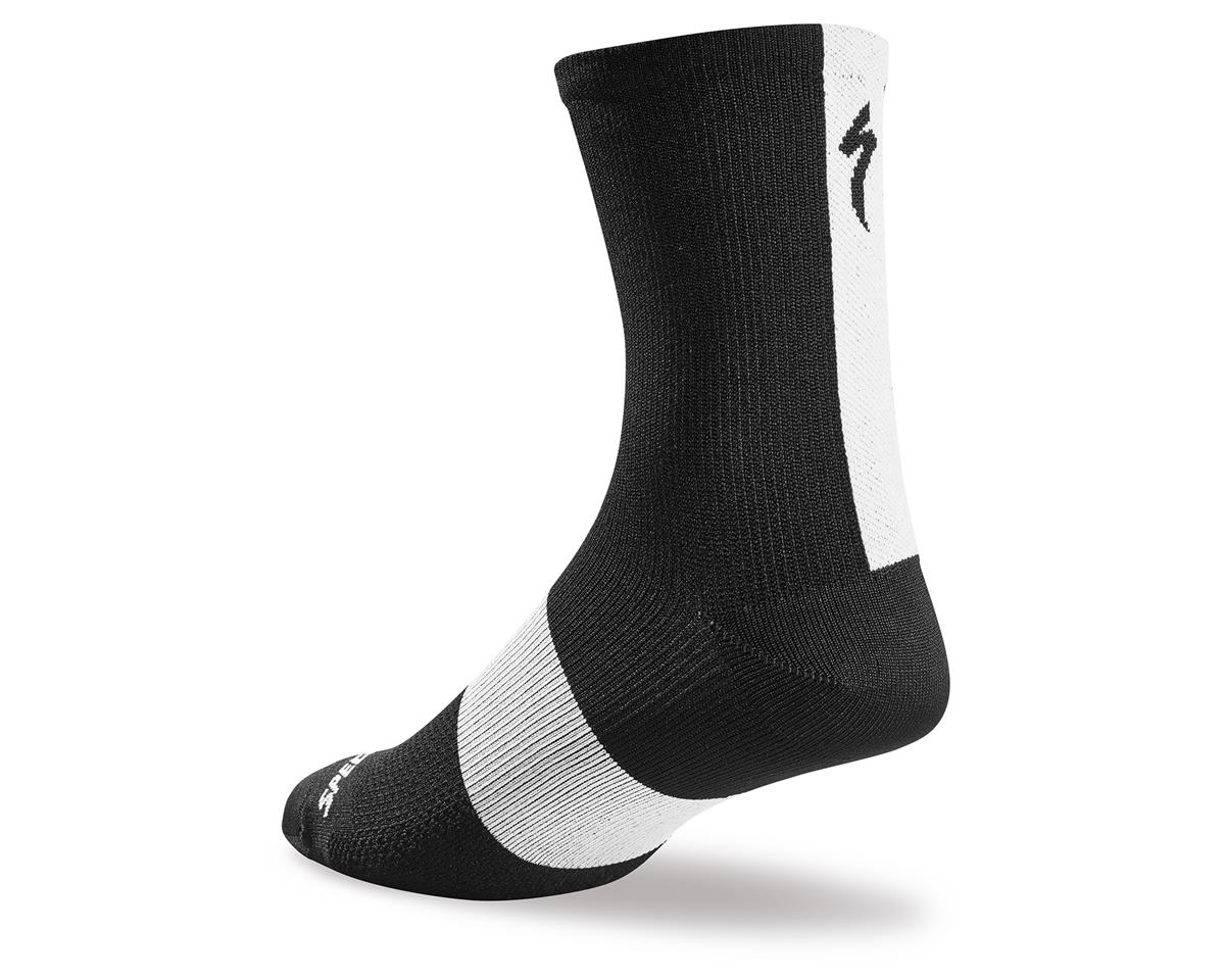 Specialized 2017 SL Tall Socks (Black) (S/M)