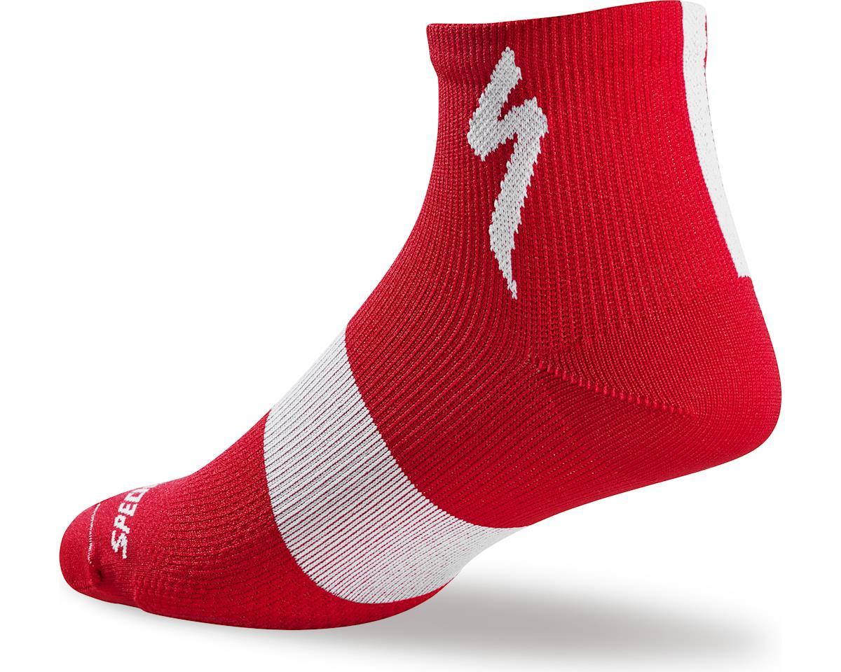 Specialized SL Women's Mid Socks (Red)