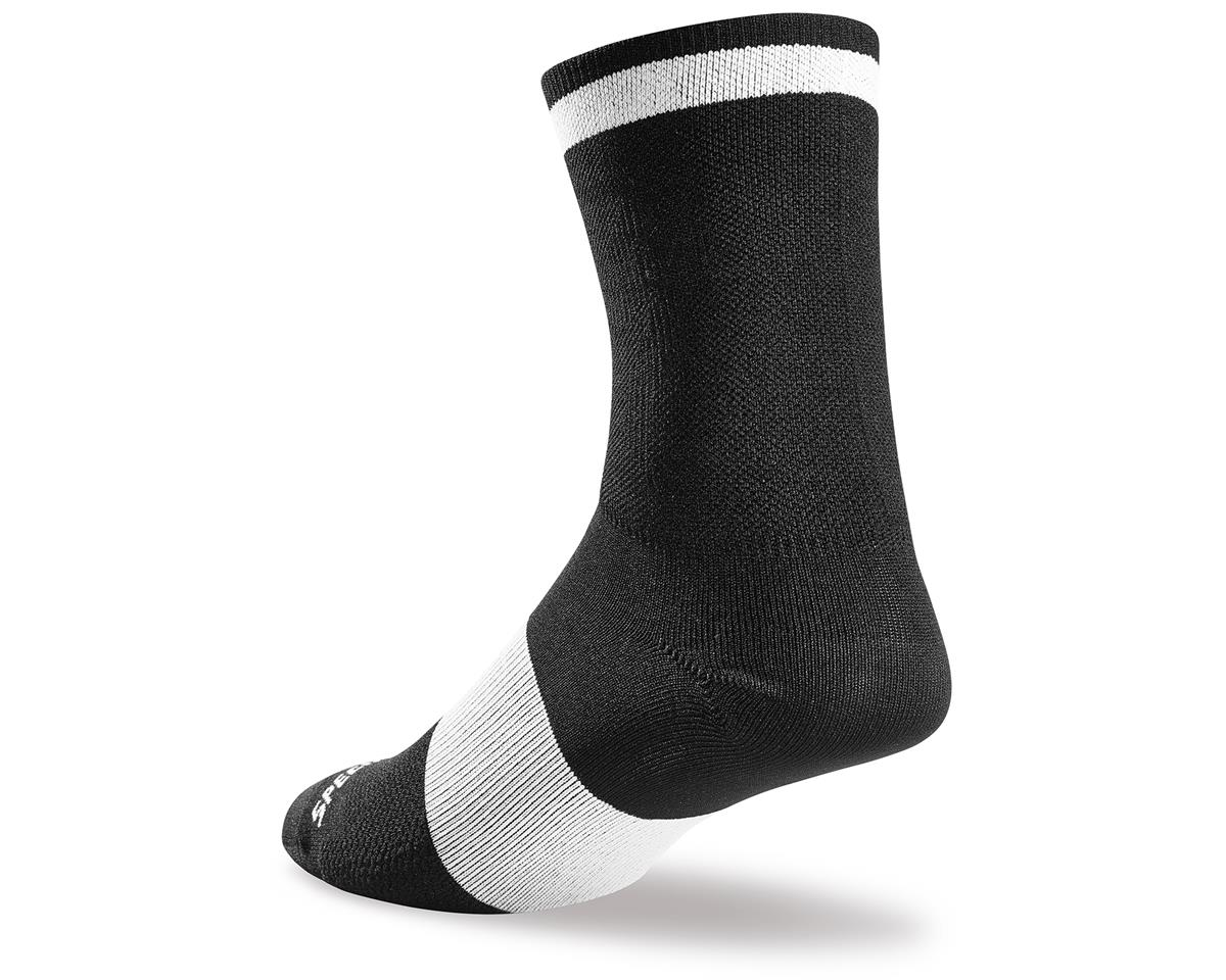 Specialized 2017 RBX Tall Socks (Black) (S/M)