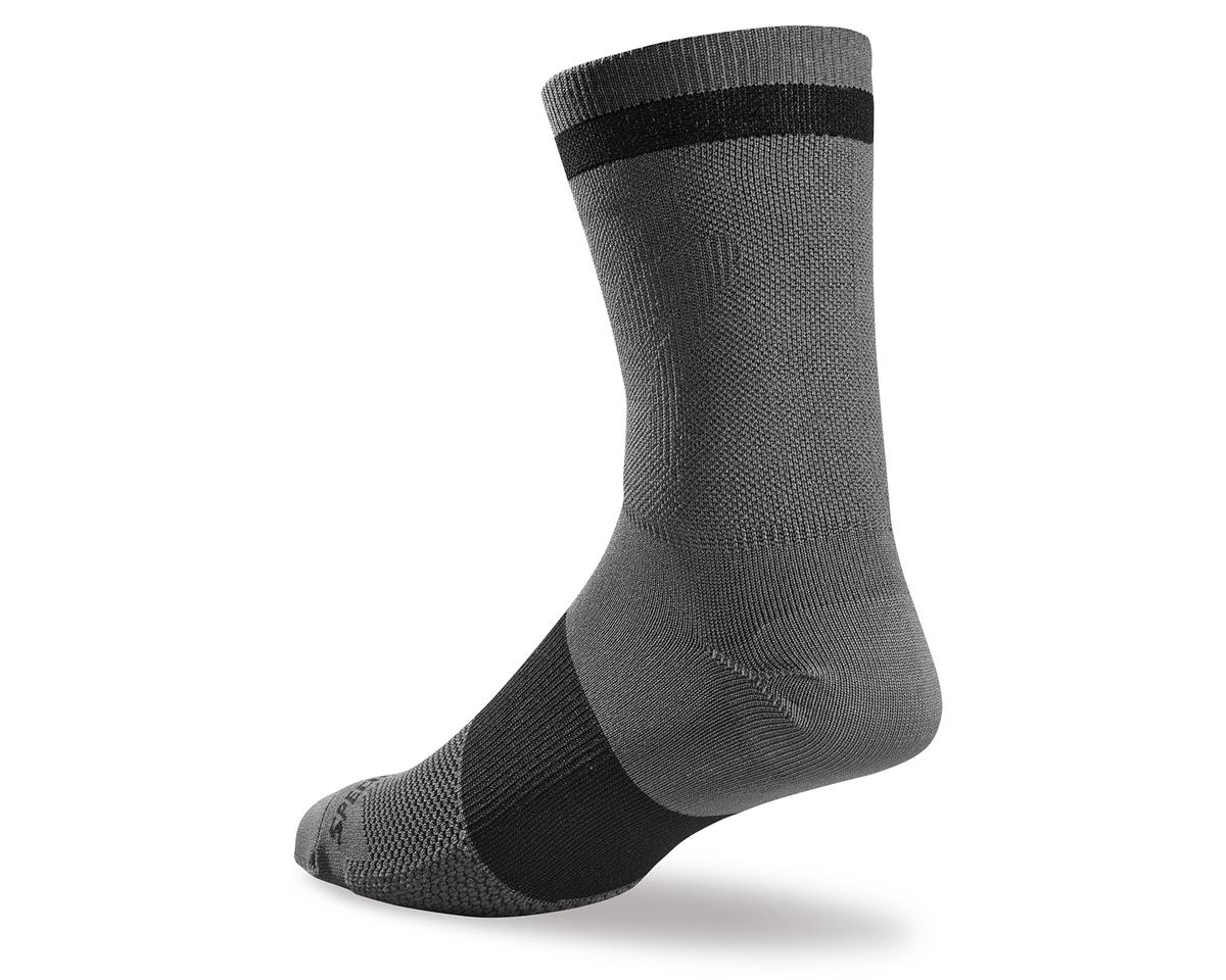 Specialized 2017 RBX Tall Socks (Carbon Heather)
