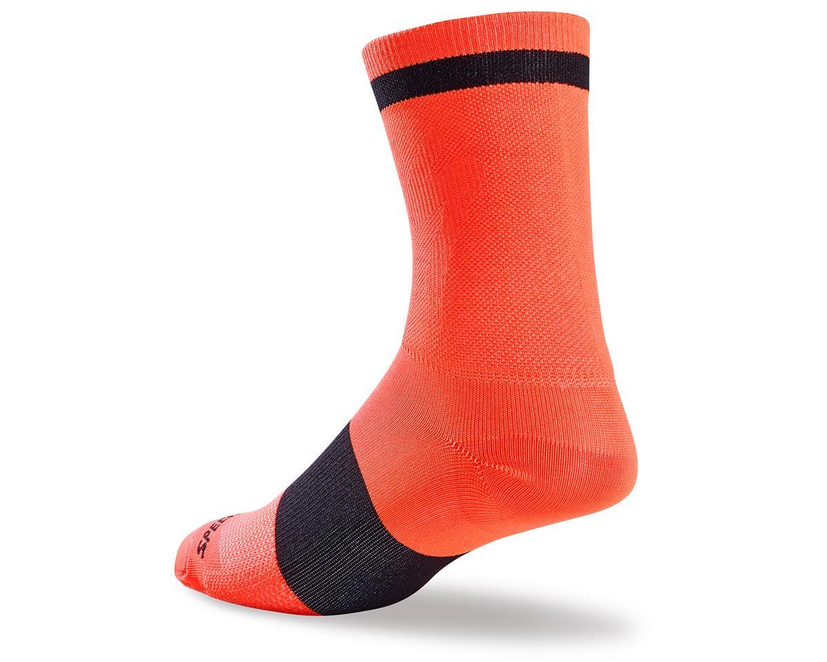 Specialized 2017 RBX Tall Socks (Neon Orange)