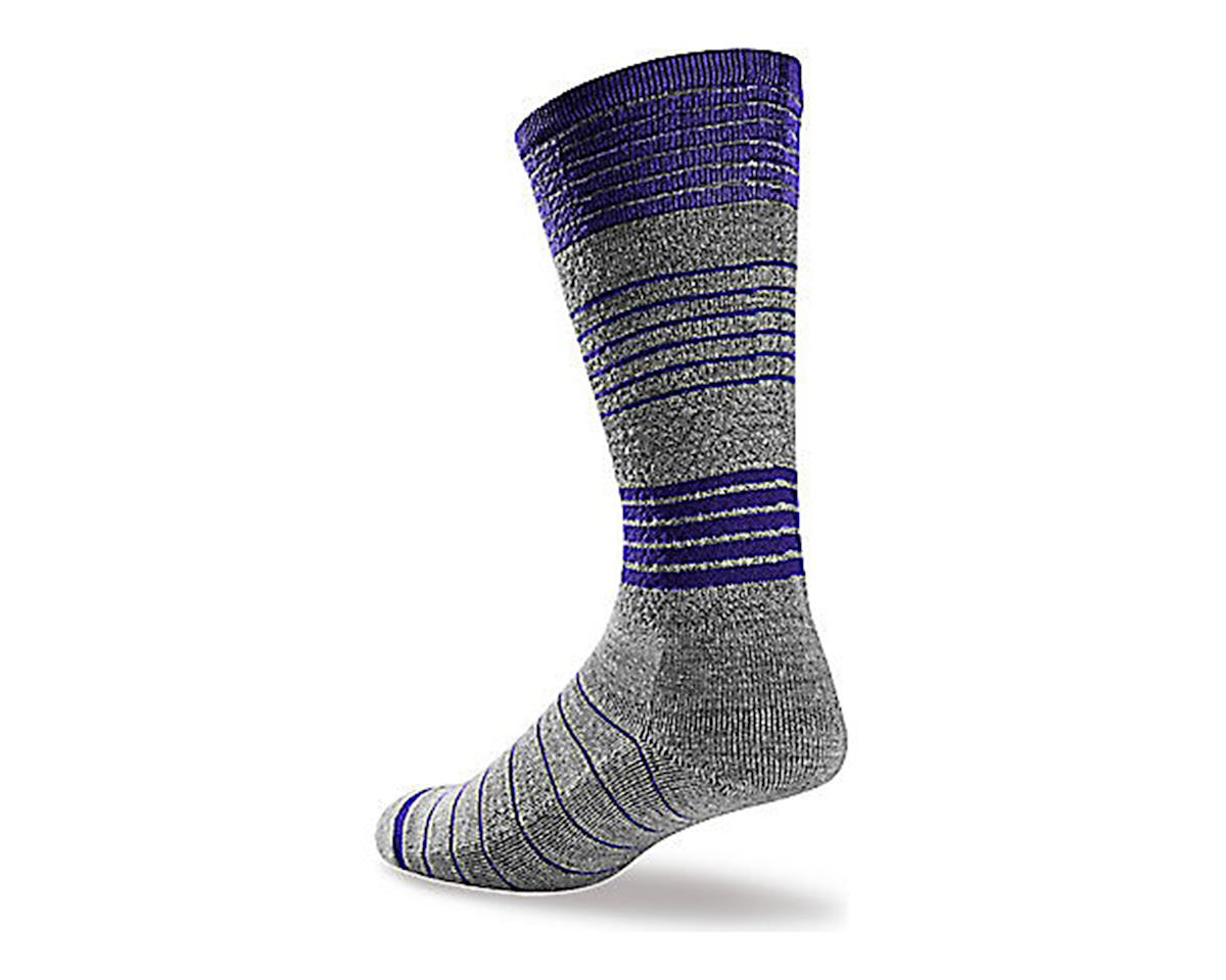 Specialized 2016 Mountain Women's Knee Socks (Light Grey) (M/L)